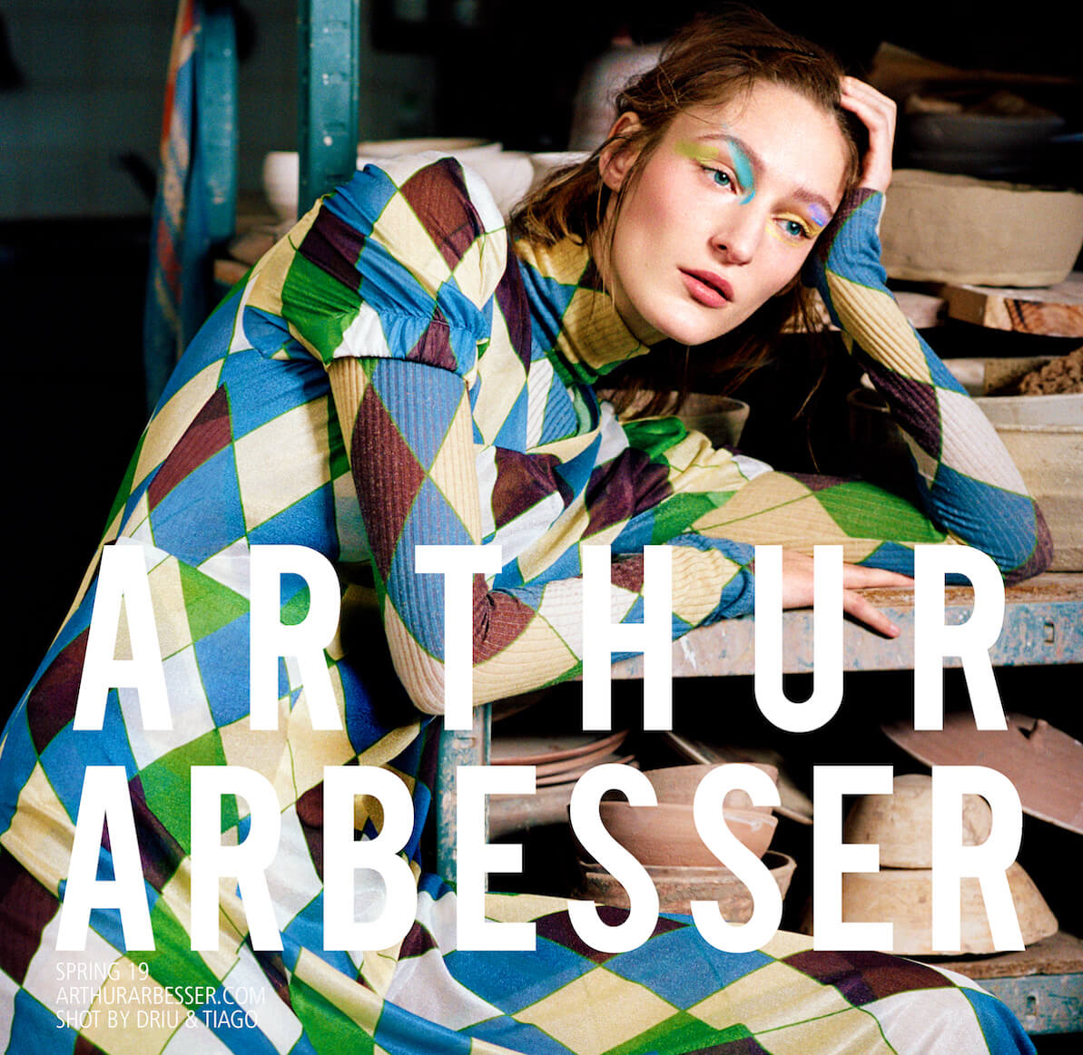Campaign @arthurarbesser SS19, photo by @driuandtiago